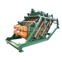 Three-Deck High Frequency Vibrating Fine Screen