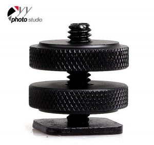 China Pro 1/4 Tripod Mount Screw to Flash Hot Shoe Adapter for Camera and Monitor YA4380 on sale
