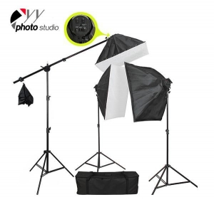 China Photo Studio Video Softbox Continuous Lighting Kit, KIT 012 on sale