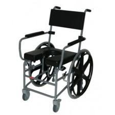 China ActiveAid 1024 Evolution Shower Commode Chair w/ Adjustable Seat Angle on sale