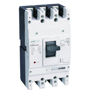 China BCM9ESeries of plastic shell type intelligent electronic adjustable circuit breaker on sale