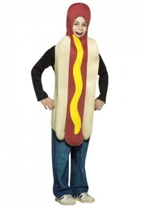 China Childrens Hot Dog Costume on sale
