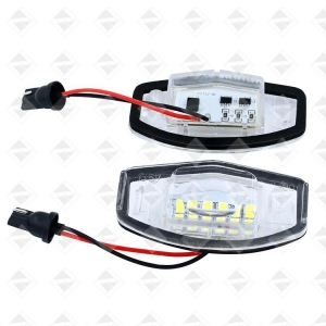 China LED License Plate Light for Honda Civic on sale