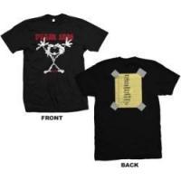 Pearl Jam Alive Art Stickman T-shirt