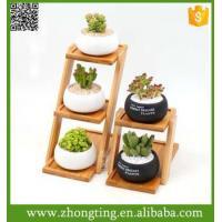 China New design Flower Pot Planter Wholesale ceramic decorative fake pot plants on sale
