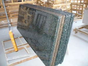 China Countertops Verde Butterfly on sale
