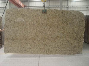 China Brazil Gold Slabs on sale