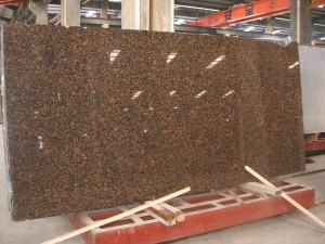 China Baltic Brown Slabs on sale