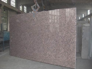 China Changting Red Slabs on sale