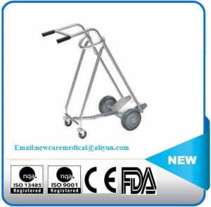 China NC-T535 S.S Oxygen Trolley on sale
