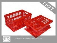 China Foldable Plastic Crate DO-A060 on sale