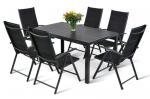 Textilene Furniture Classy Textilene Outdoor Furniture Set