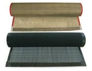 China Textile printing and dyeing machine mesh belt on sale