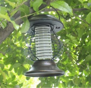China solar energy mosquito killer lamp on sale