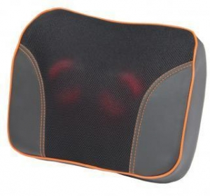 China 6 Balls Home&Car Massage Pillow With Heating KMS-818-6C on sale
