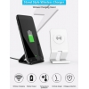 China QI Standard Wireless Charger For Iphone 8 Iphone X Samsung S8 S7 Edge S6 Edge Note 8 for sale