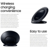 China Original Fast Wireless Charger For Samsung Galaxy S7 edge / S7 / S8+ / Note5 8/ S6 edge Plus Stand for sale