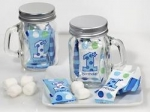 1st Birthday Party Favors Mason Jar Candy Favors Boys First Birthday cc-mason jars