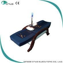 China Electronic thermal full body jade massage bed on sale