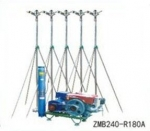 Generator submersible pump unit