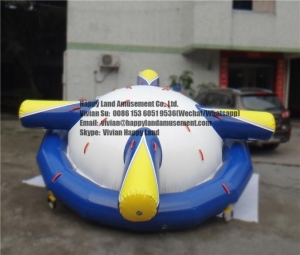 China HL-WG0013 Inflatable Saturn Spinner on sale