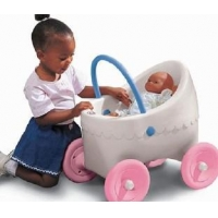 China Activity Play Little Tikes Classic Doll Stroller Product Code: LT4478 on sale