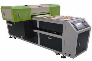 China NEW Design A1 size Led UV flatbed printer on sale
