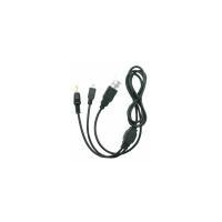 Game accessories for SONY psp game and charger cable 2in1