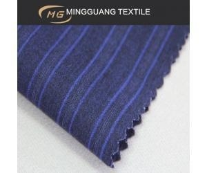 China stripe shirting fabric china fabric supplier on sale