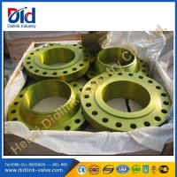 China ANSI B16.5 metric pipe flanges, steel flanges dimensions, hydraulic flanges on sale