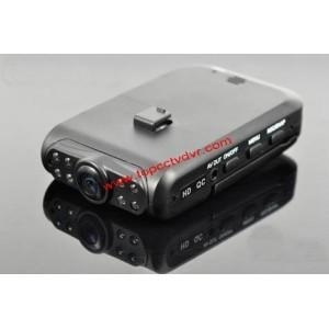 China H186 Portable HD 8piece IR Car Black Box Video Recorder With Remote 120 Degree View Angle supplier