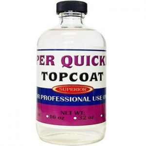 China Superior Super QuickDry Topcoat 1gal on sale