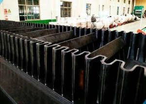 China Sidewall Cleated Conveyor Belt on sale