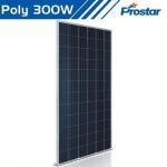1 Prostar best price 300w solar panel polycrystalline high efficiency for electricity generator
