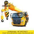 China 16 Ton Telescopic Boom Truck Mounted Crane on sale