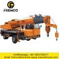 China 5 Arm Telescopic Crane Truck with Good Price on sale