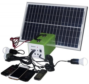 China Solar ECO DC System for phone and portable Appliance USB Charger Accessory on sale
