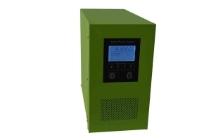 China Hybrid solar inverter with PWM/ MPPT charge controller 50A on sale