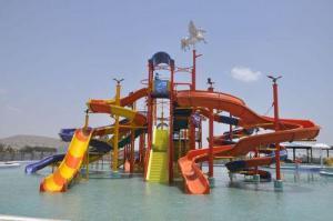 China Open Spiral Slide on sale