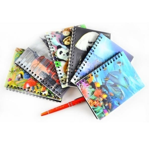 China 3d notepad on sale