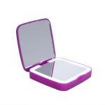 Led Travel Pocket Compact Mirror with power bank 3000mAh