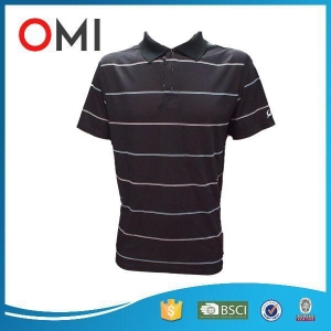 China custom design polo shirt for men supplier