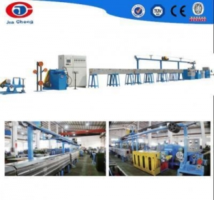 China Silicone Rubber Cable Extrusion Production line on sale