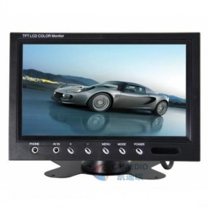China 7inch rear view car monitor M712 on sale