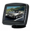 China 3.5inch rear view car monitor M350C for sale