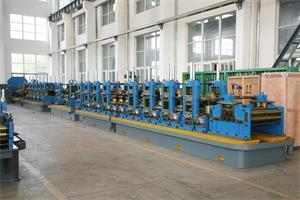 China Industrial Stainless Steel Pipe Making Machine on sale