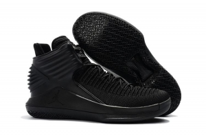China Air Jordan 32 XXXII Black Shoes Mens Air Jordans 32s Basketball Shoes SD2 on sale