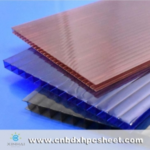 China Thin Clear Plastic Sheets on sale