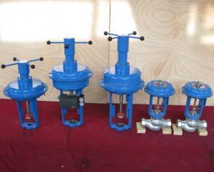 China CMF series Multi-spring Pneumatic Diaphragm Actuator on sale
