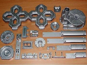 China Aluminum Die Casting Components on sale